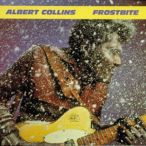 Albert Collins Give Me My Blues cover