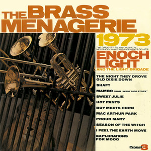 Enoch Light and the Brass Menagerie Vol. 3 album