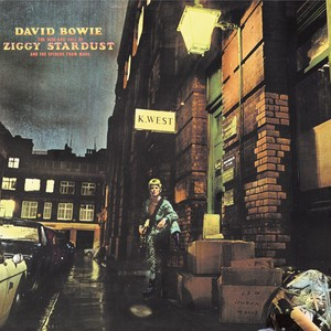 The Rise and Fall of Ziggy Stardust and the Spiders from Mars (Remastered Version) Albumcover