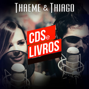 Cd's e Livros - Single - Thaeme E Thiago