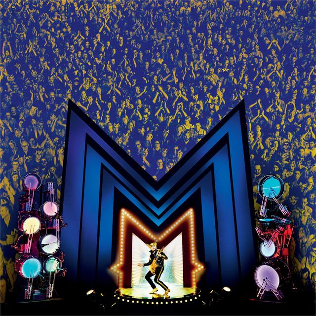 Album cover for Le Grand Petit Concert by -M-