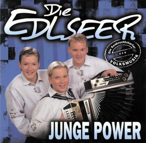 Junge Power Albumcover