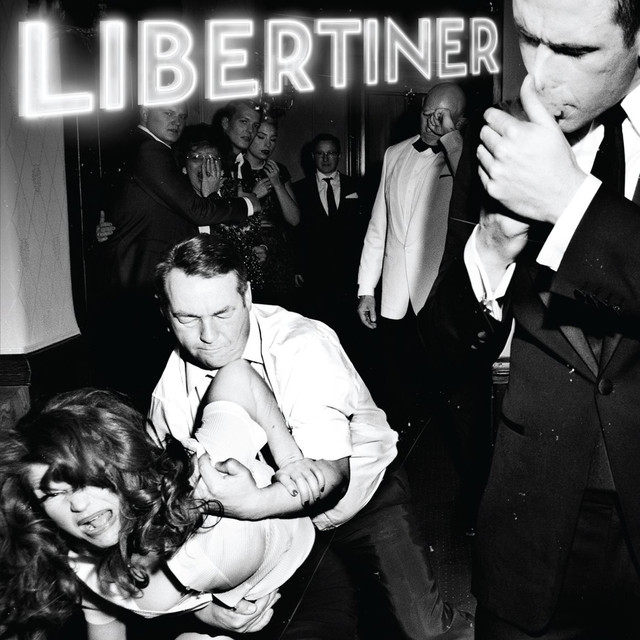 L.O.C. Libertiner album cover