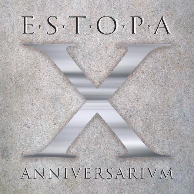 Estopa X Anniversarivm album cover