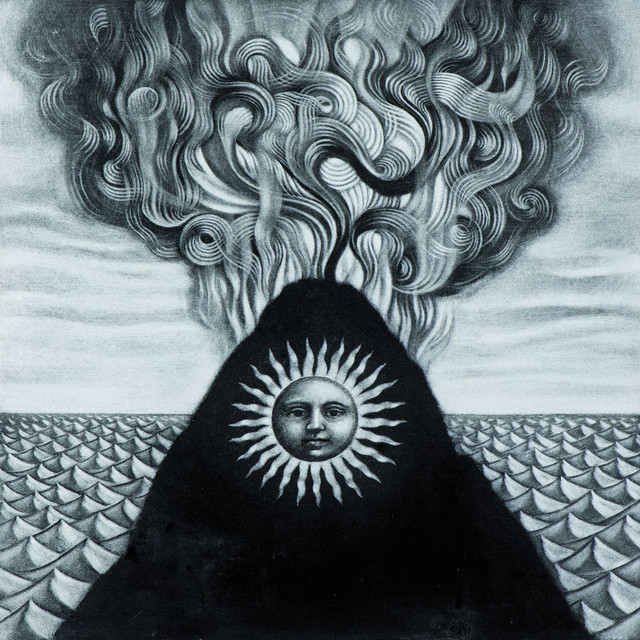 Album cover for Magma by Gojira