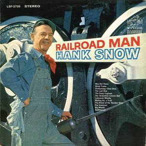 Railroad Man album