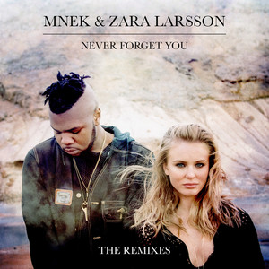 Never Forget You (The Remixes) Albümü