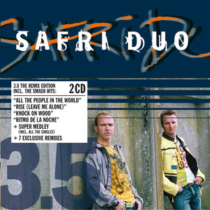 Safri Duo, Clark Anderson  , Clark Anderson Knock on Wood cover
