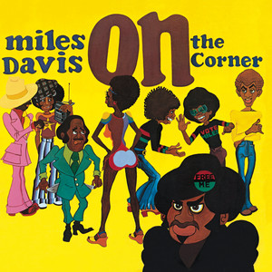 On The Corner Albumcover