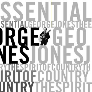 George Jones The Door cover
