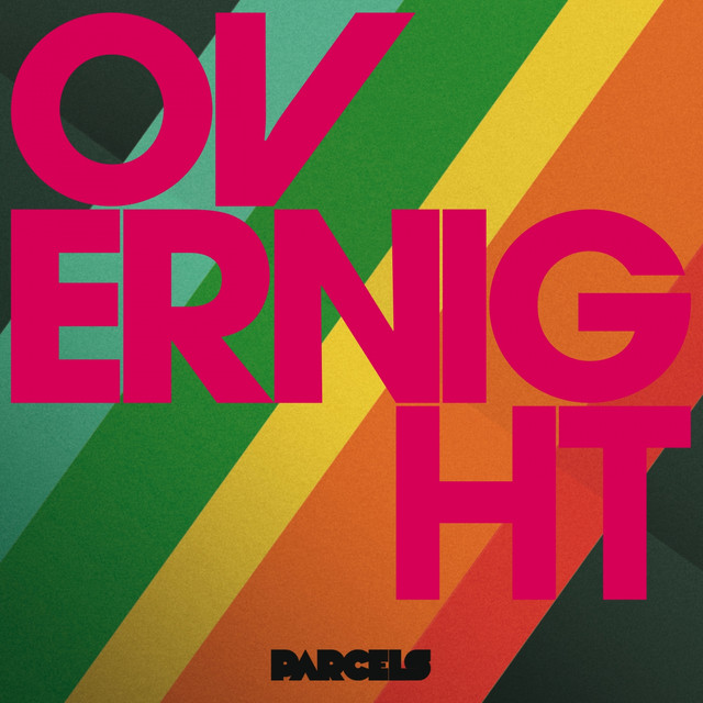 Parcels - Overnight image cover