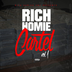 Rich Homie Cartel Vol 1 Albumcover