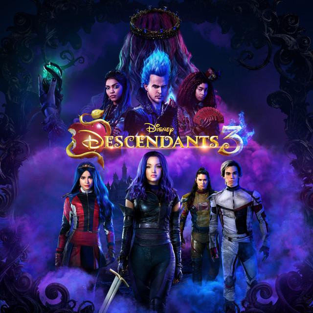 Various Artists - Descendants 3 (Original TV Movie Soundtrack) cover