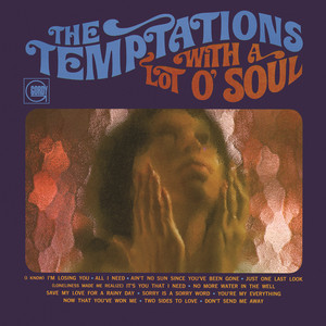 The Temptations (Loneliness Made Me Realize) It's You That I Need cover
