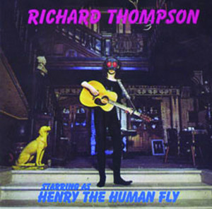 Henry The Human Fly album