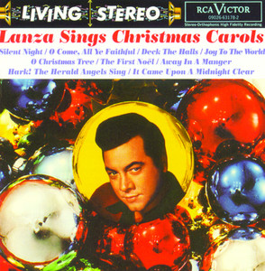 Mario Lanza Sings Christmas Carols - Traditional