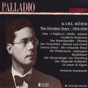 Karl Böhm - The Dresden Years, 1938-1940 Albumcover
