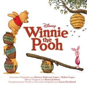 Zooey Deschanel, M. Ward Winnie the Pooh cover
