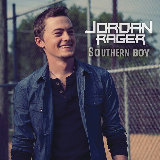 Album cover for Southern Boy by Jordan Rager