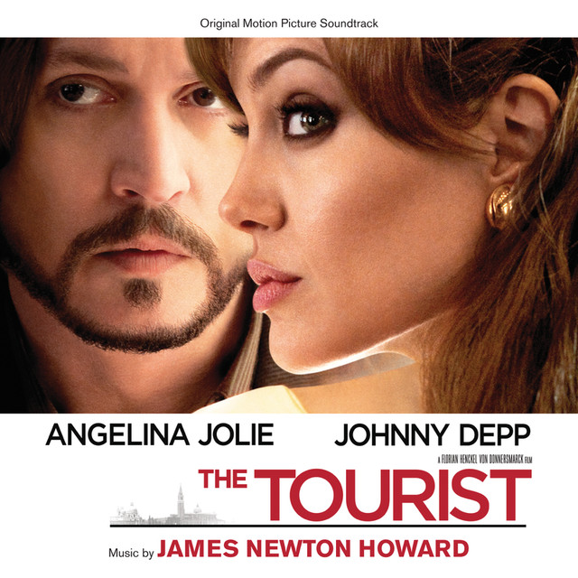 The Tourist (Original Motion Picture Soundtrack) Albumcover