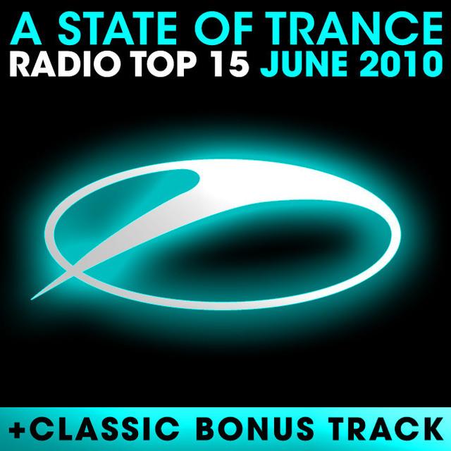 Armin van Buuren A State of Trance Radio Top 15: June 2010 album cover
