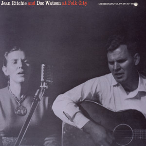 Doc Watson, Jean Ritchie Wabash Cannonball cover