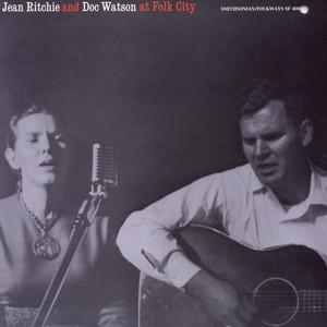 At Folk City album