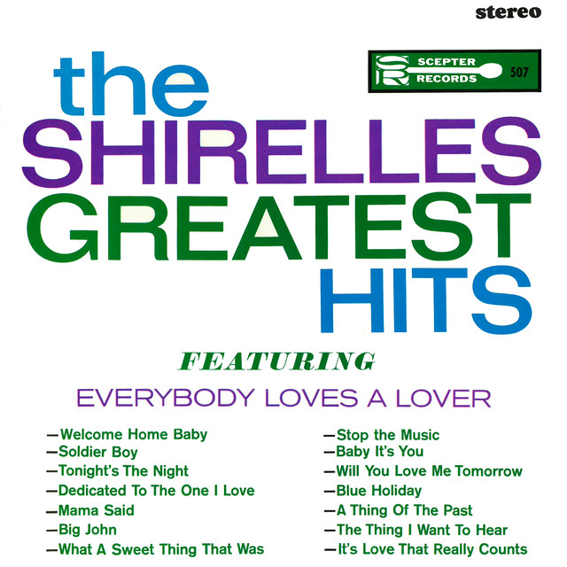 The Shirelle's Greatest Hits