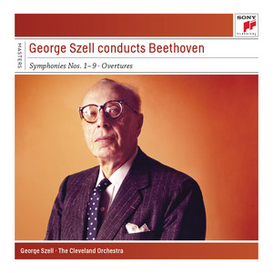 George Szell Conducts Beethoven Symphonies & Overtures Albumcover