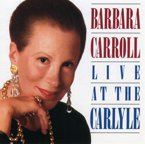 Barbara Carroll But Not for Me cover