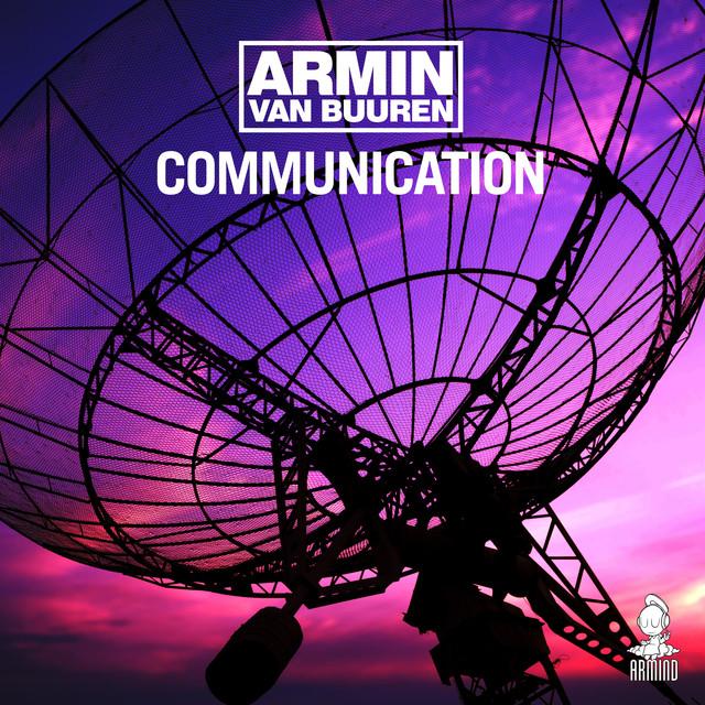 Armin van Buuren Communication album cover