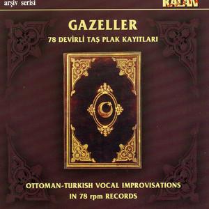 Gazeller - 78 Devirli Tas Plak Kayitlari