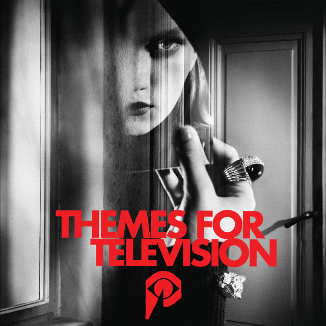 Album cover for Themes For Television by Johnny Jewel