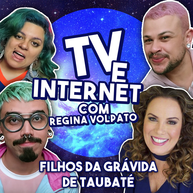 Album cover for TV e Internet by Filhos da Grávida de Taubaté