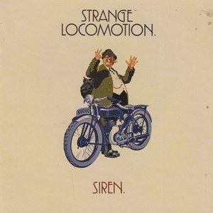 Strange Locomotion album