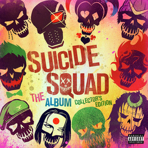 Suicide Squad: The Album (Collector's Edition) Albümü