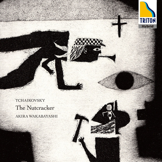 Tchaikovsky: The Nutcracker (Piano Version) Albumcover
