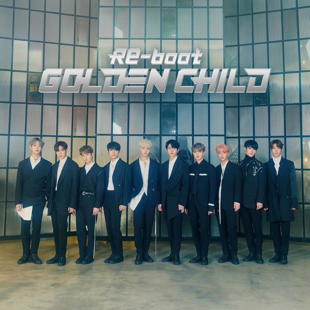 Golden Child 1st Album [Re-boot]