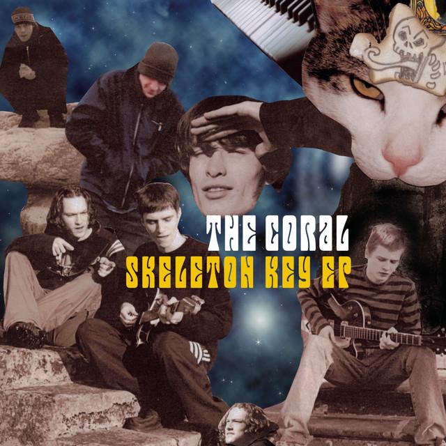 The Coral Skeleton Key EP album cover