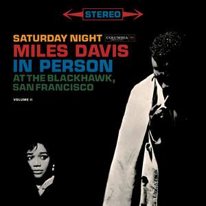Miles Davis - In Person Saturday Night At The Blackhawk, Complete Albumcover