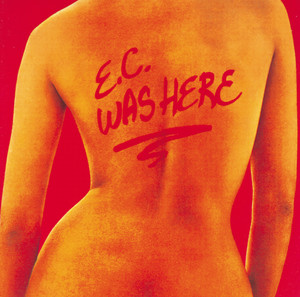 E.C. Was Here Albumcover