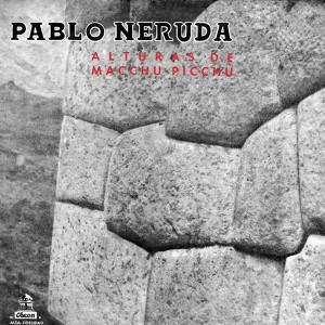 Alturas De Machu Picchu - Odas Elementales Albumcover