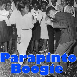 Parapinto Boogie, Vol.2 Albumcover