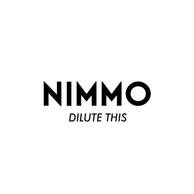 Dilute this (Maya Jane Coles Remix)- Nimmo