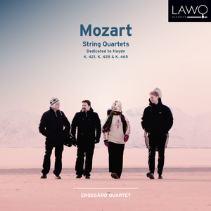 Mozart: String Quartets - Dedicated to Haydn - K. 421, K. 428, K. 465 Albümü