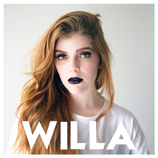 Album cover for Criminals + Dreamers by Willa