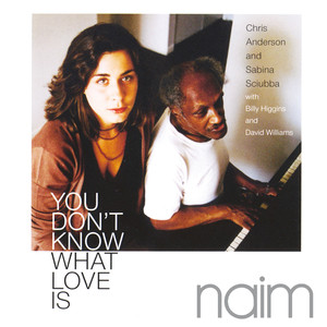Chris Anderson, Sabina Sciubba You Don't Know What Love Is cover
