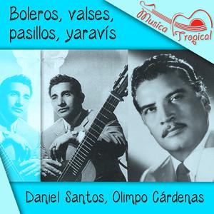 Daniel Santos, Olimpo Cardenas Fatalidad cover
