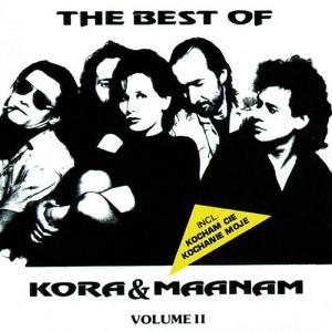 The Best Of Kora & Maanam Volume II Albumcover