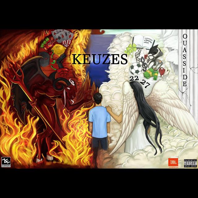 Album cover for Keuzes by Ouasside